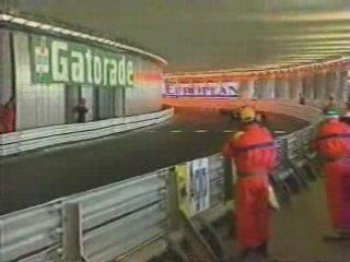 F1 1992 モナコGP セナvsマンセル