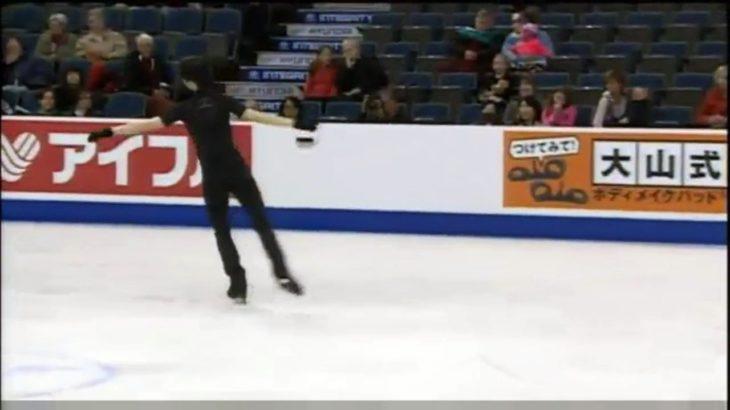 151030 Skate Canada Men 2G practice Yuzuru Hanyu FS