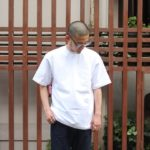 "【vol.10 商品紹介】CAMBER ""MAX WEIGHT POCKET TEE"""