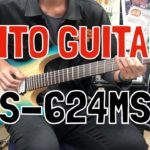 【TC楽器】SAITO GUITARS S-624MS【商品紹介】