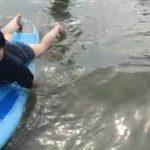 日本ペット&アニマル専門学校の海洋実習「磯観察とサーフィン体験」サーフ編