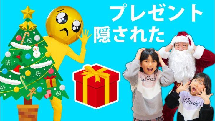 ぴえんにクリスマスプレゼント隠された~!!himawari-CH