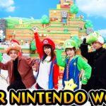 【USJ】マリオの世界がスゴすぎる!新エリア『スーパー・ニンテンドー・ワールド』で遊んでみた!!!