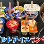 【ランキング】簡単ヨーグルトアイスで1番美味しいのは!?【ツイッターで話題】【ヒカキンTV】