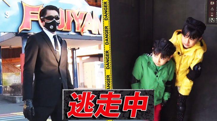 ちょっとだけ見せます!4月4日放送♪ちびまる子ちゃんコラボ逃走中に出演したよ!himawari-CH