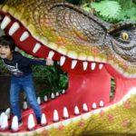 おでかけ 沖縄 DINO恐竜PARK やんばる亜熱帯の森で恐竜をさがそう! トイキッズ