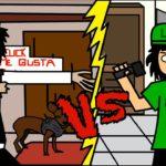 HolaSoyGerman vs Fernanfloo | Friday Night Funkin' (Animación)
