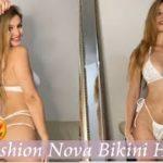 Honest Fashion Nova Swimwear Bikini Haul & Review