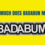 How Much Money Does BADABUN Make On YouTube? #shorts