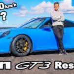 Porsche 911 GT3 reseña – ¡su 'verdadero' tiempo de 0-100km/h y 1/4 milla te sorprenderán!