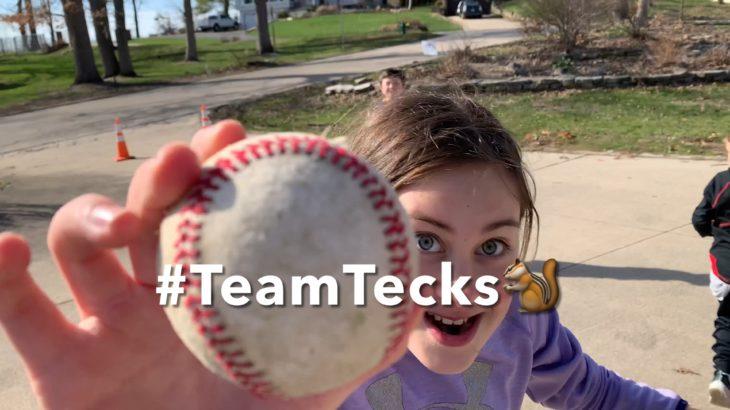 #TeamTeck v. #DudePerfect ??