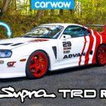 Toyota Supra Mk4 TRD review – the best Supra EVER?!