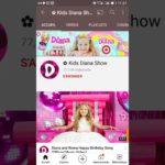 amine the best rants #12 kids Diana show
