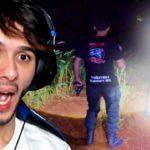 youtuber sequestrado por noiva fantasma ao vivo