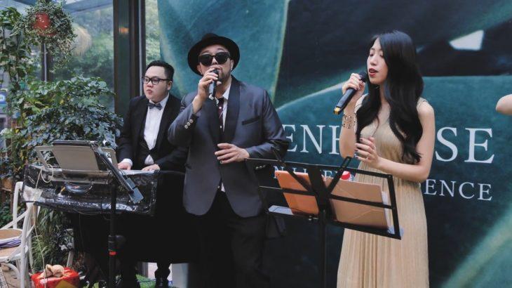 2021 活動記錄︱節點娛樂婚禮樂團表演 All Of Me︱Yearsfilm 歲月影像