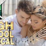 Anyone- Justin Bieber cover by Gabi + Collin (Highschool Musical Vibes 🎤)
