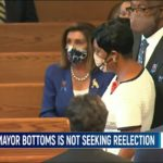 Atlanta Mayor Keisha Lance Bottoms Announces She Will Not Run For Reelection