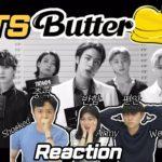 🐻 BTS – Butter MV REACTION 방탄소년단 버터 뮤비 리액션