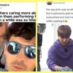 BTS meme tweets that causes Chaos