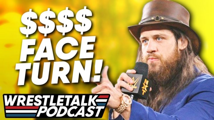 Cameron Grimes Is A GREAT Babyface! WWE NXT May 25, 2021 Review | WrestleTalk Podcast