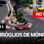 F1 2021 AO VIVO: Rico Penteado decifra o que deve acontecer no GP de Mônaco | TELEMETRIA