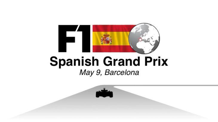 F1: Spain GP 2021 video – GN41310
