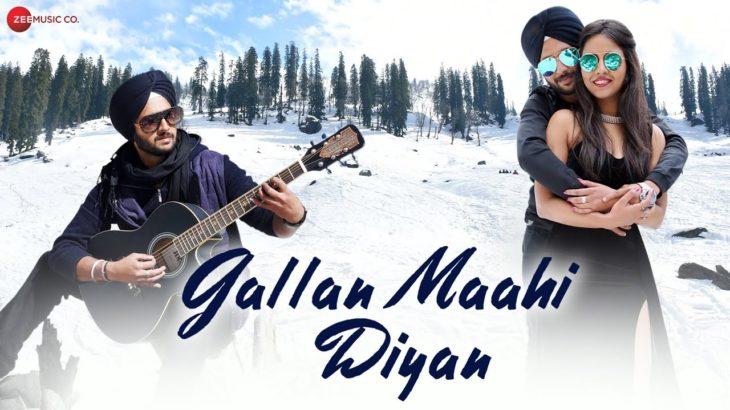 Gallan Maahi Diyan – Official Music Video | Shiva Rana | Dhwani | Raja Hasan | Anuja Sahai