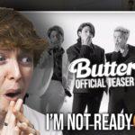I'M NOT READY GUYS! (BTS (방탄소년단) 'Butter' Official Teaser   Reaction/Review)