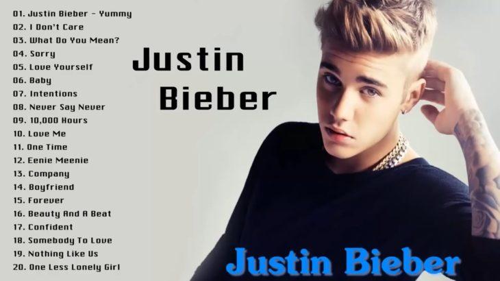 Justin Bieber Greatest Hits Full Album