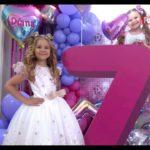 Kids Diana Show released Diana and Roma Happy Birthday Song #kidsdianashow