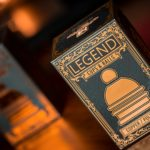 LEGEND Cups and Balls (Copper/Polished) by Murphy's Magic  – Trick