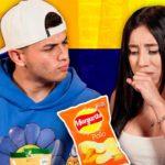 Mexicanos prueban dulces colombianos por primera vez