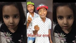 Popular Girls In one Night | Diwwar mai Bhidhga Hamjada | Funny Video @✿ Kids Diana Show