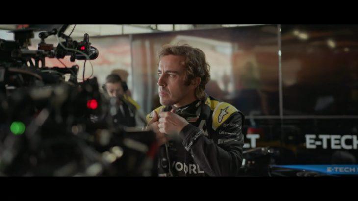 Renault E-Tech F1 – BTS