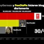 Si HolaSoyGerman y PewDiePie Subieran Juntos  Blogs Diariamente