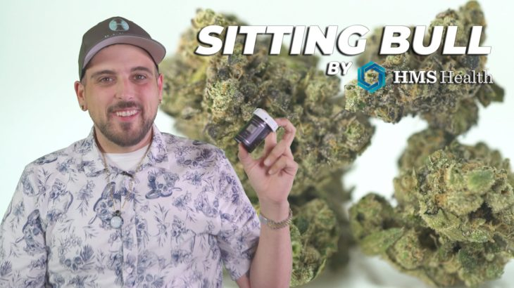 Sitting Bull by HMS (Cannabis Review)