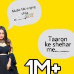 Taaron ke shehar me ft.neha kakkar/ft.jubin natiyal/t-series creation /t-series/trishul series/video