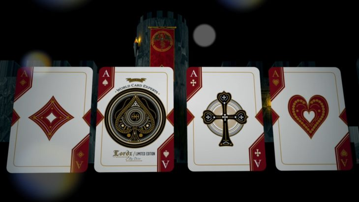 The Master Series – Lordz by De'vo (Limited Edition) Playing Cards