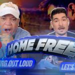 Thinking Out Loud / Let's Get It On (Ed Sheeran and Marvin Gaye) – Home Free (Reaction)