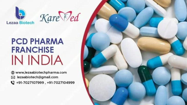 Top Pcd Pharma Franchise Company In India