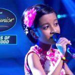 Tu Kitni Achhi Hai पे दिया Goosebumps देने वाला Rendition   Indian Idol Junior  Legends Of Bollywood