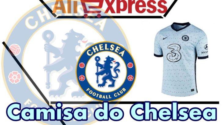 Unboxing Kun – Camisa do Chelsea Away 2020/21