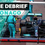 Wheel Nut Issues, Undercuts & More | 2021 Monaco GP F1 Race Debrief