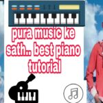 kochai ke pan piano (Casio) cg song TUTORIAL 😍
