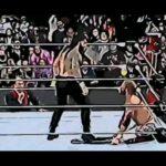 wwe animation wrestling video of roman reigns & edge & danial brayan