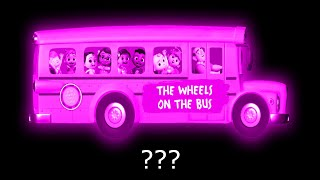 """10 Cocomelon """"Wheels on the Bus"""" Sound Variations in 60 Seconds"""