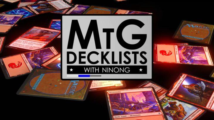 4 – MTG Decklists with Ninong – Episode 00 (Pilot) – Arena – Risky Torbran