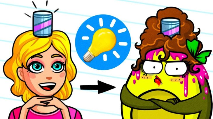 5 Minute Crafts Funny Hacks That Work Magic_v240P