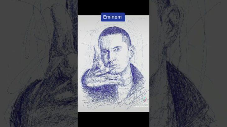#689 @EminemMusic  – Xperto Te Dibuja