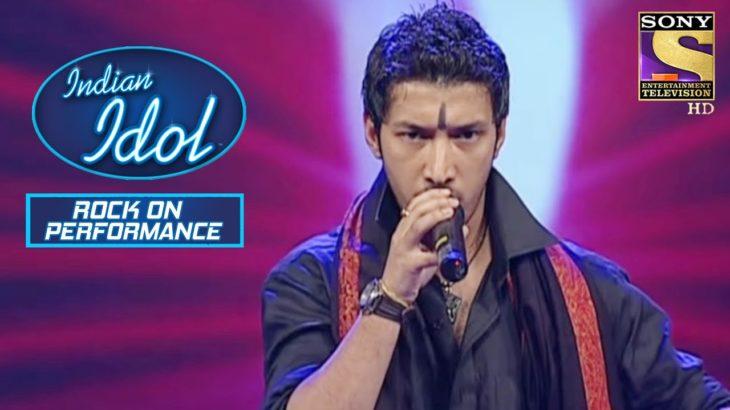 Amit Paul की आवाज़ लगी Anu Malik को कमाल की   Indian Idol   Rock On